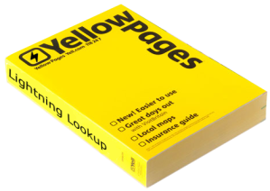 Lightning Yellow Pages