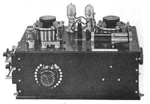 Marconi Valve Tuner